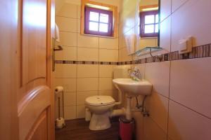 Toalet kuće Eva